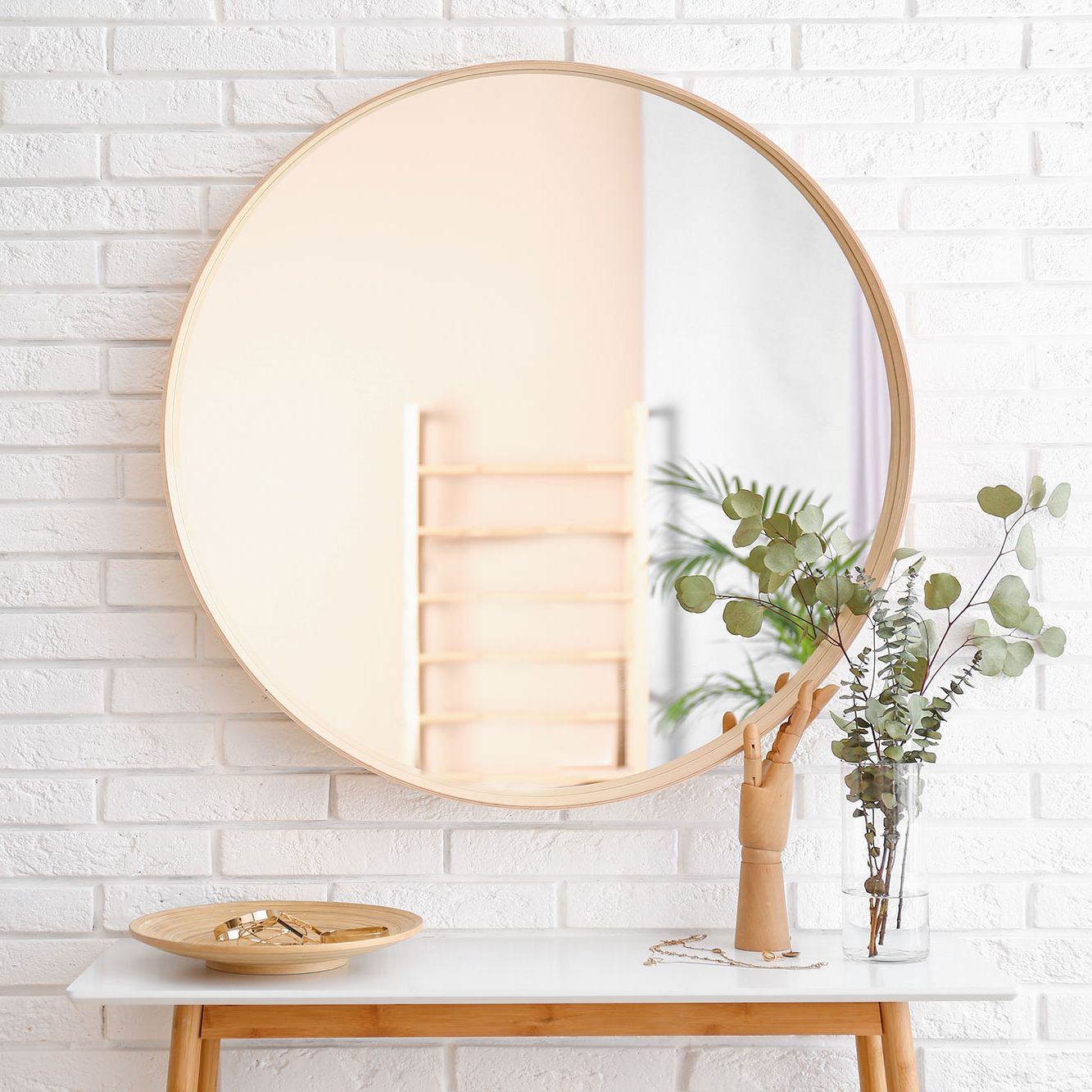 Mirrors, Occasional Furniture & Accessories